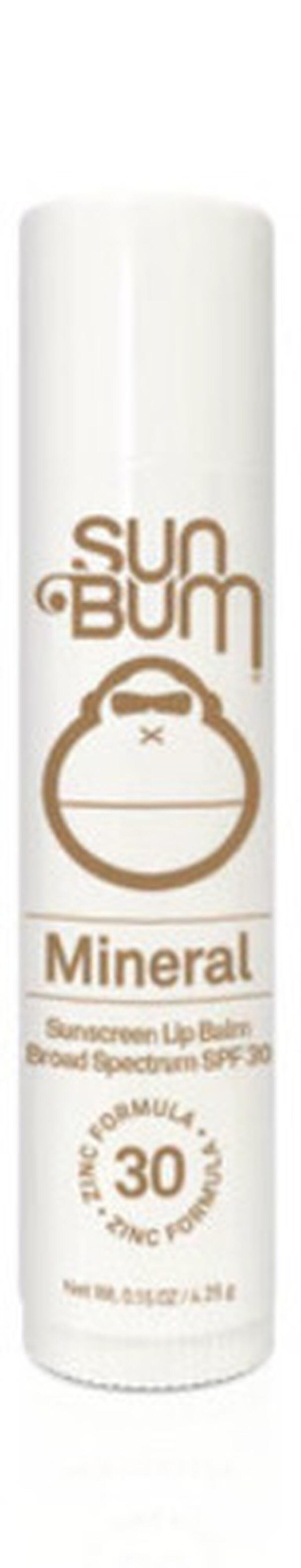 Sun Bum Mineral Lip Balm SPF 30, .15 oz, , large image number 0
