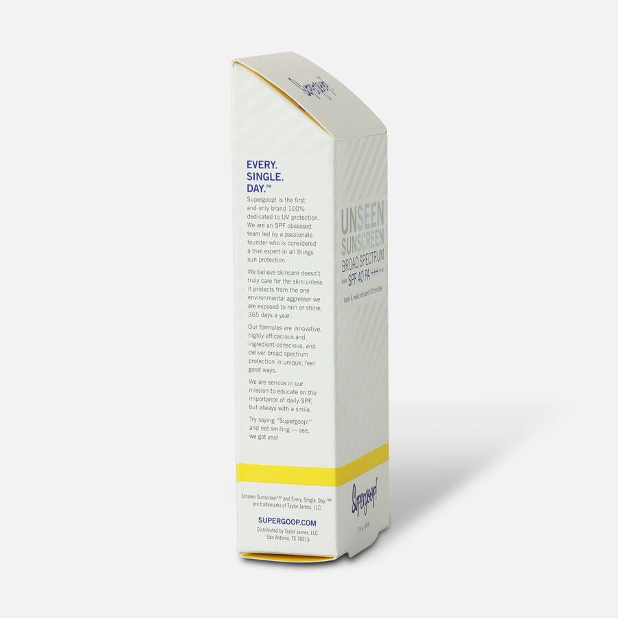 Supergoop! Unseen Sunscreen, SPF 40, 1.7 fl oz, , large image number 10