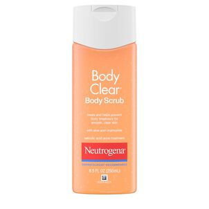 Neutrogena Body Clear Body Scrub, 8.5oz