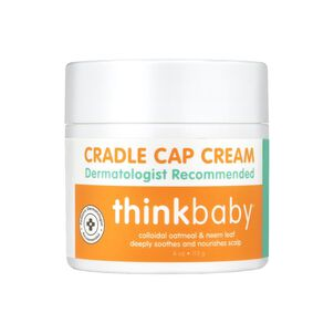 Thinkbaby Cradle Cap Cream, 4 oz