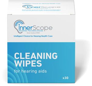 InnerScope Hearing Technologies Hearing Product Cleaning Wipes