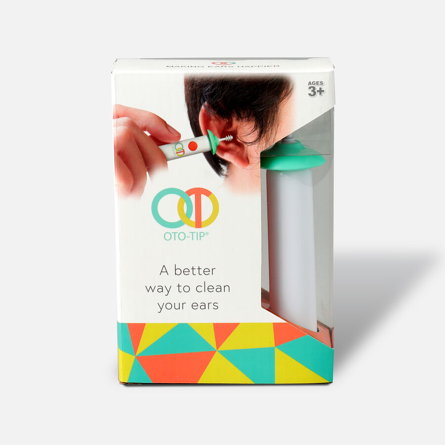 Clear Ear OTO-Tip Soft Spiral Earwax Cleaner, , large image number 0