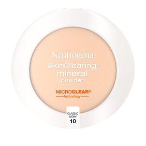 Neutrogena SkinClearing Mineral Powder, .38 oz