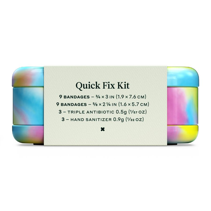 Welly Colorwash Quick Fix Kit First Aid Travel Kit - 24ct, , large image number 5