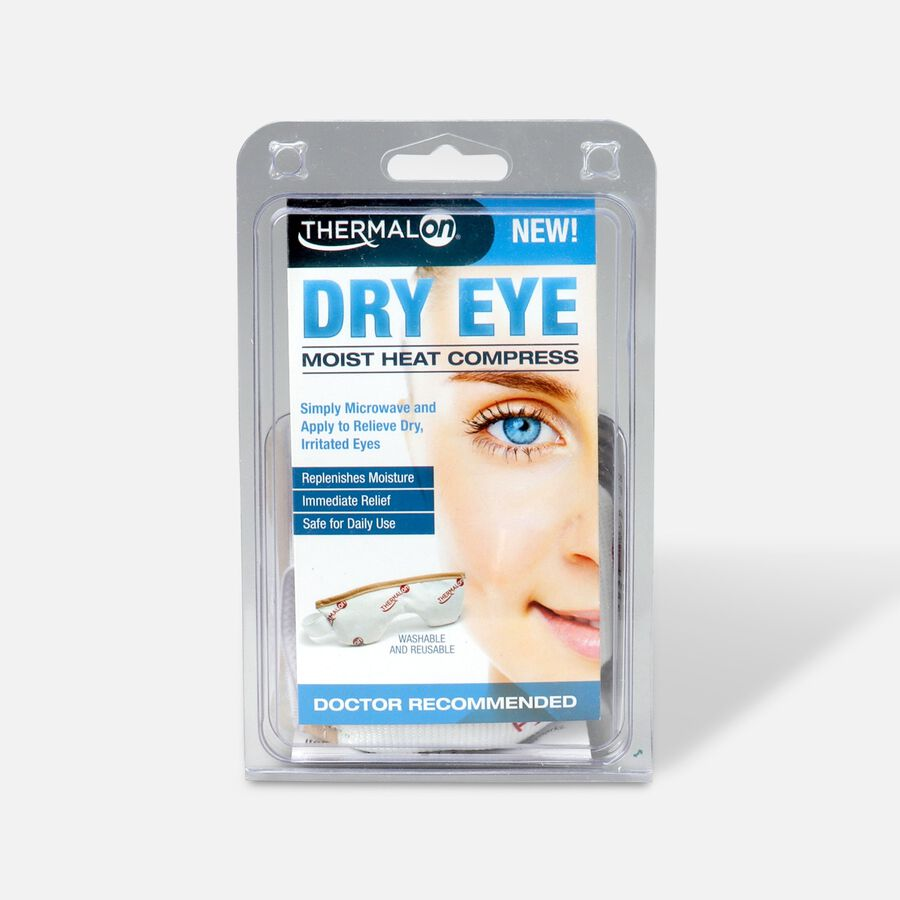 Thermalon Dry Eye Compress, 1 ea, , large image number 0