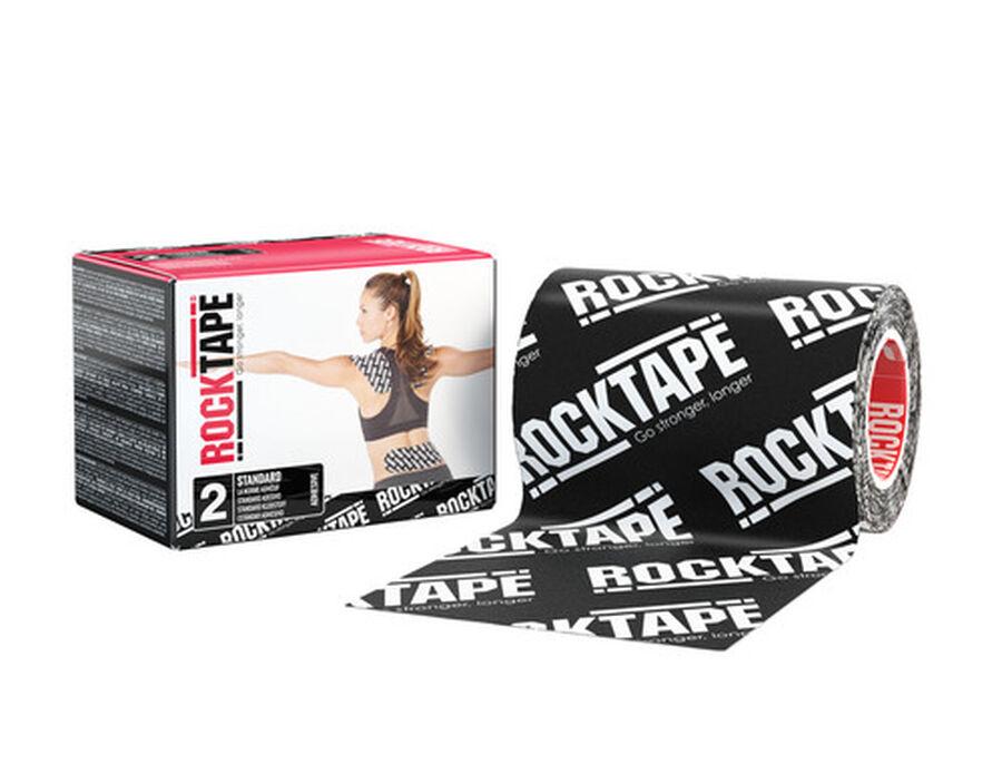 "RockTape 4"" Mini Big Daddy, Black Logo, 4"" x 16.4', , large image number 0"