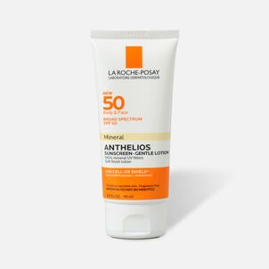 La Roche-Posay Anthelios Gentle Lotion Mineral Sunscreen, SPF 50