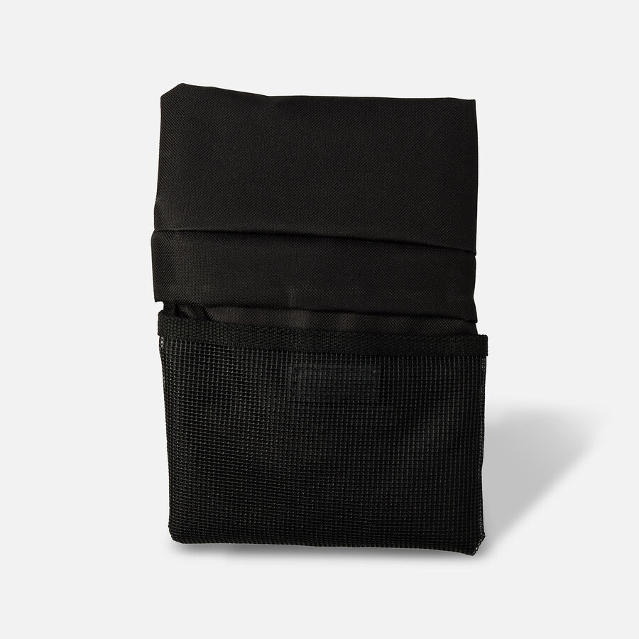 """Homecare Products Wheelchair Carry On Pouch 15"""" L x 15"""" x 5"""" H, Black, Nylon, , large image number 3"""