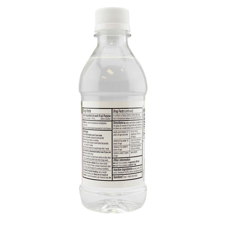 GoodSense® Citrate Magnesium Dye- Free Cherry, 10 oz, , large image number 2