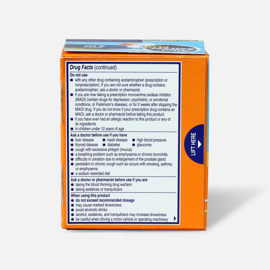 Alka-Seltzer Plus Severe Cold & Flu Powerfast Fizz Tablets, Citrus - 20 ct, , large image number 1