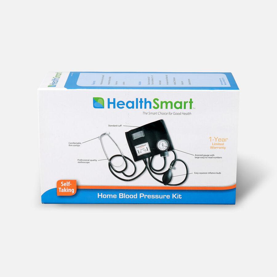 Mabis Self-Taking Home Blood Pressure Kit, , large image number 1