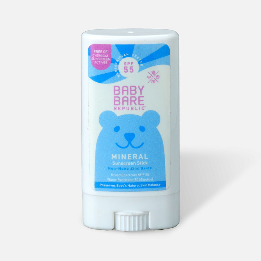 Baby Bare Republic Mineral SPF 55 Sunscreen Stick, , large image number 4