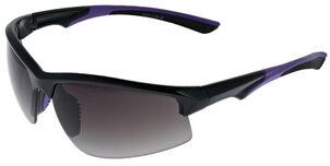 Sunreader - KADEN, +2.50, Shiny Black with Purple