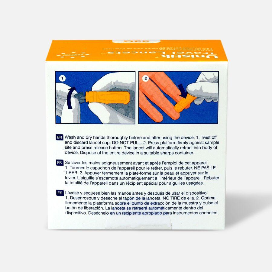 Unistik 3 Normal Safety Lancets - 25 per box, , large image number 1