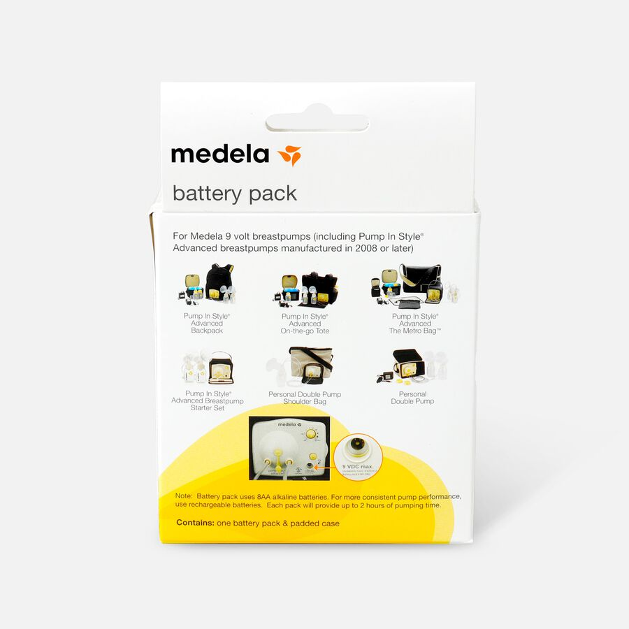Medela Pump In Style® 8-count Battery Pack, , large image number 1