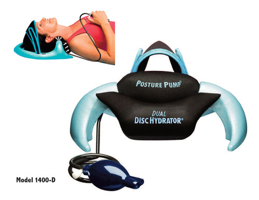 Posture Pump® Dual Disc Hydrator®, Relieves Neck Pain, Model 1400-D, , large image number 5