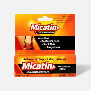 Micatin Antifungal Cream, 0.5 oz