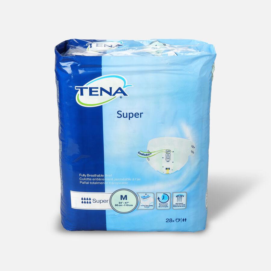 Tena Adult Super Brief-Medium 67401 28 ea, , large image number 0