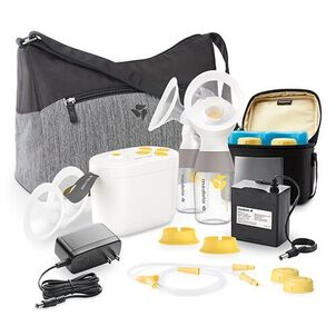 Medela Pump In Style Double Electric Breast Pump with Max Flow Technology