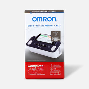 Omron Complete Wireless Upper Arm Blood Pressure Monitor + EKG