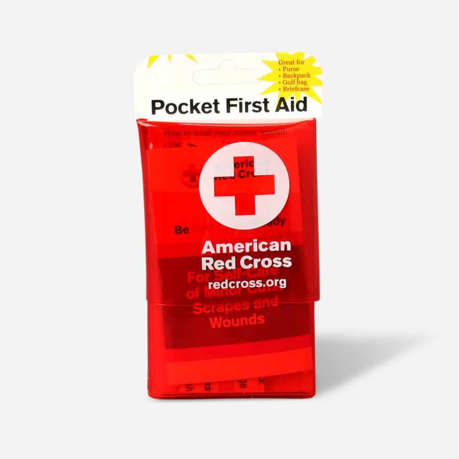 American Red Cross Pocket First Aid Kit, , large image number 0