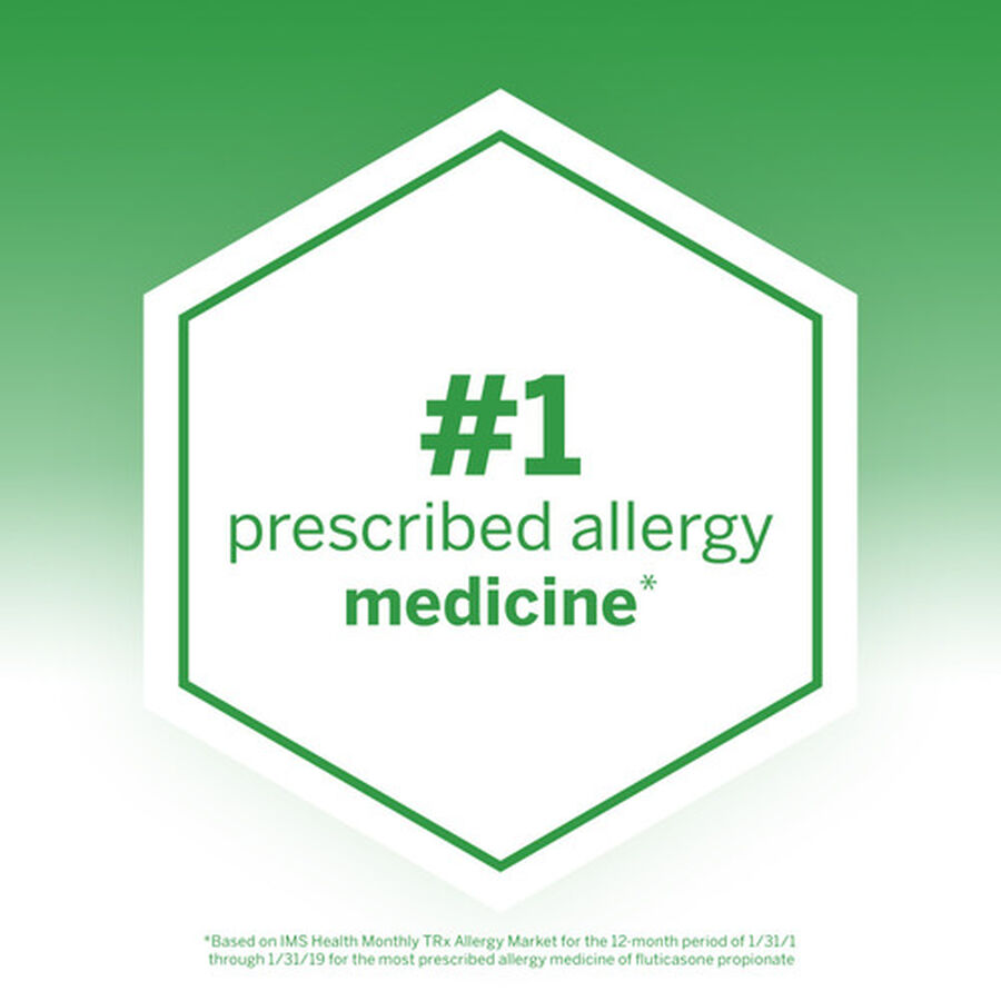 Flonase Allergy Relief Nasal Spray, 72 ct, , large image number 3
