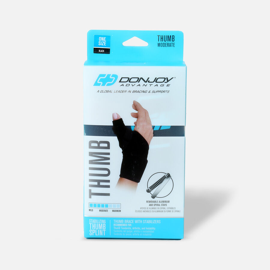 DonJoy Advantage Stabilizing Thumb Splint, , large image number 0