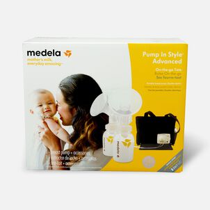 Medela Pump in Style Advanced On-the-go Tote Solution Set