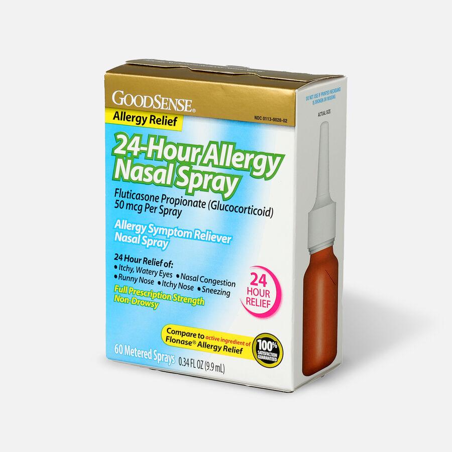GoodSense® 24-Hour Allergy Relief Nasal Spray, 0.34 oz, , large image number 2