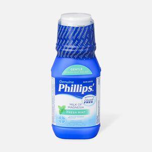 Phillips Milk of Magnesia, Fresh Mint, 12 oz