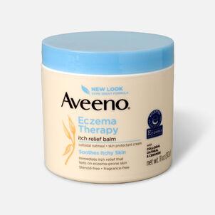Aveeno Eczema Therapy Itch Relief Balm Jar, 11oz.