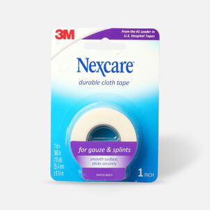 "Nexcare Durable Cloth Tape, 1"" x 10 yds - 1ct"