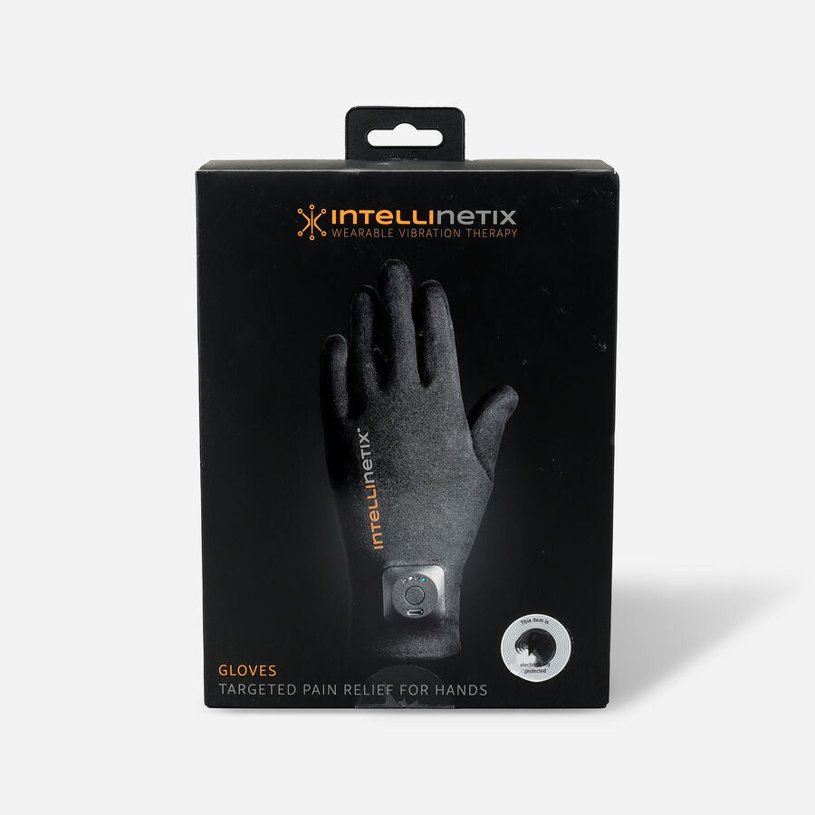 Intellinetix Vibrating Gloves, Medium, , large image number 0