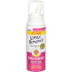 Little Noses Saline Mist Spray, 3 oz