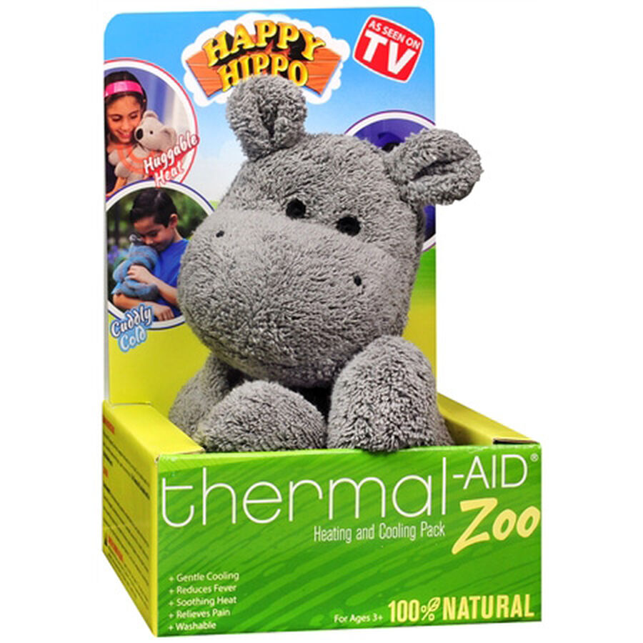 Thermal-Aid Zoo Hippo, , large image number 0
