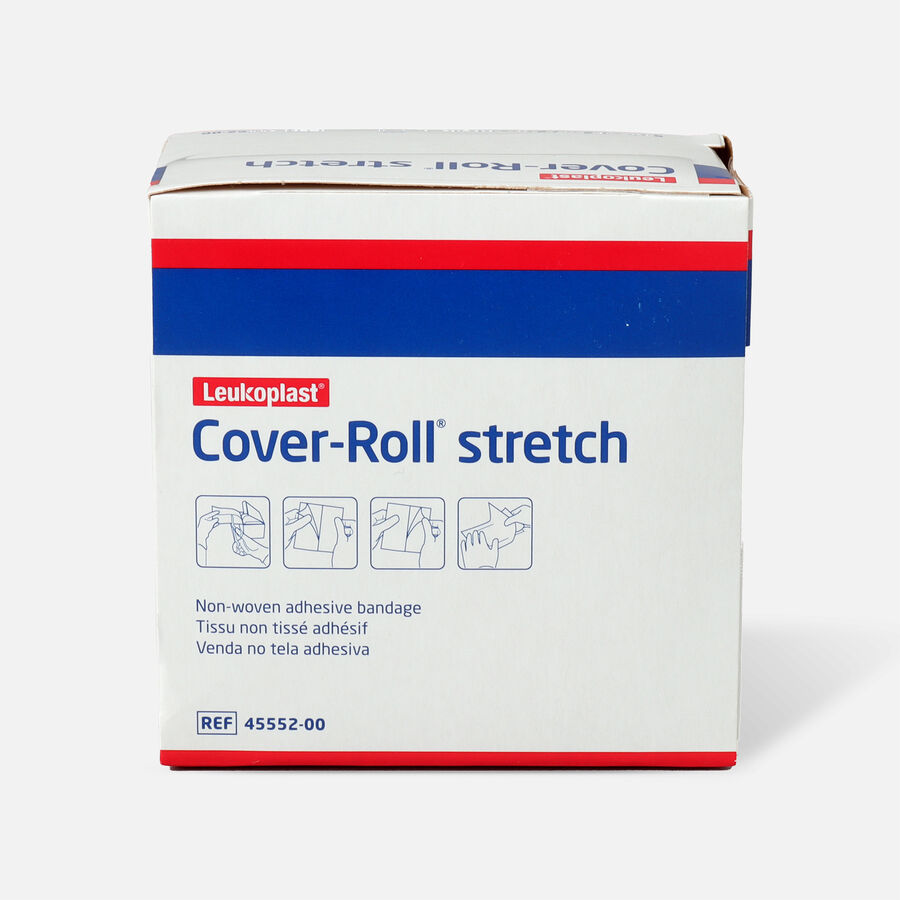 """Cover-Roll Non-Woven Adhesive Bandage 2"""" x 10 yds, , large image number 1"""