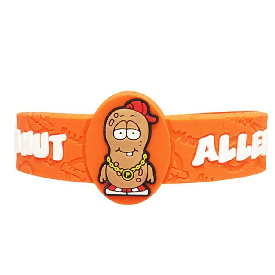 AllerMates Children's Allergy Alert Bracelet - Peanut, , large image number 0
