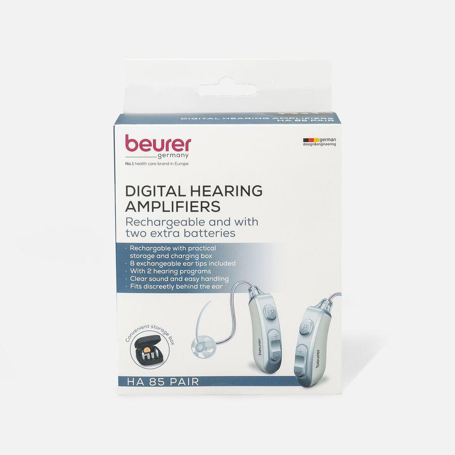 Beurer Rechargeable Digital Hearing Amplifier, HA85, , large image number 0