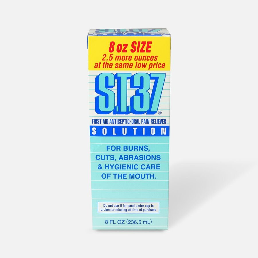 S.T. 37 First Aid Antiseptic, 8 oz, , large image number 0