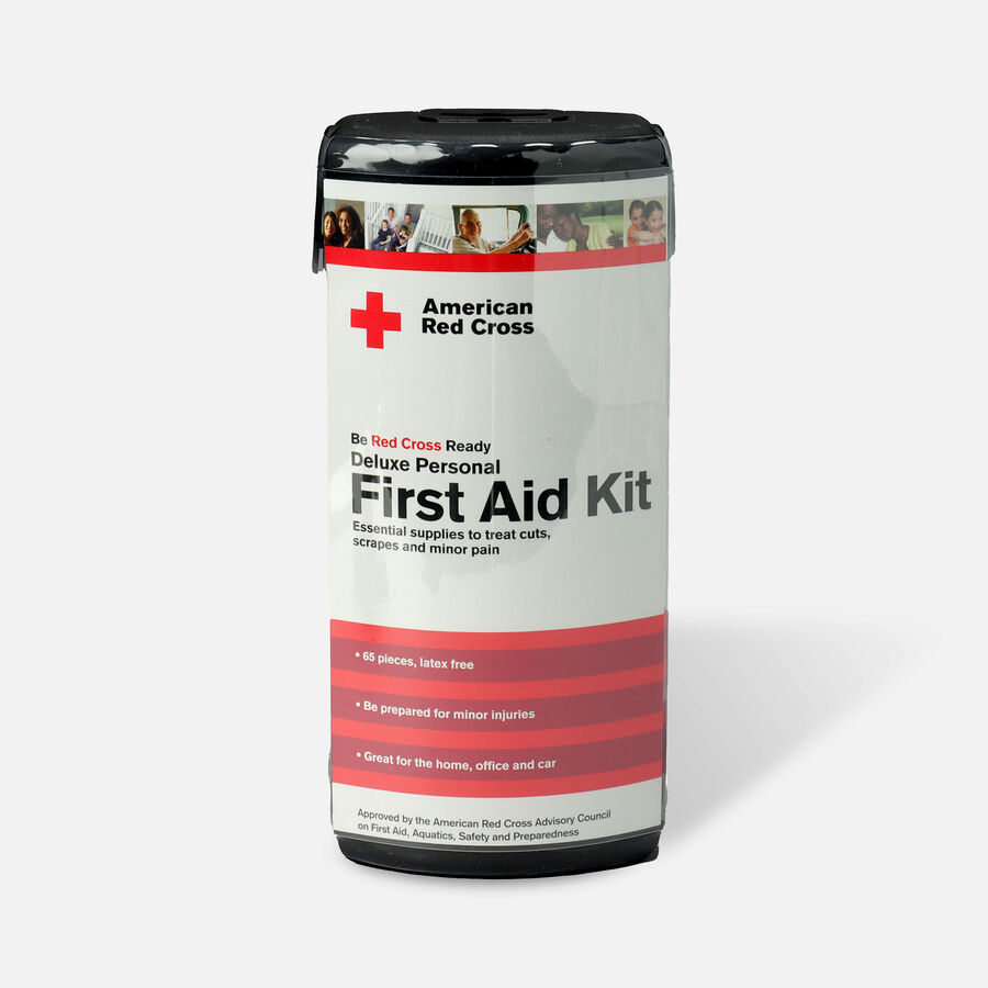 American Red Cross Deluxe Personal First Aid Kit, , large image number 0