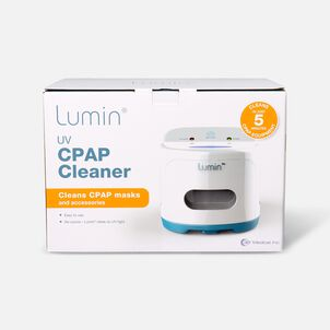 Lumin CPAP Mask and Accessory Cleaner