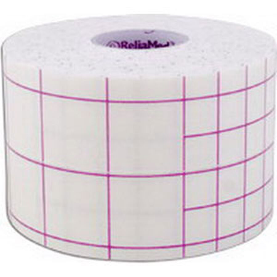 """ReliaMed Self-Adhesive Dressing Retention Sheet 2"""" x 11 yds. - 1 roll, , large image number 0"""