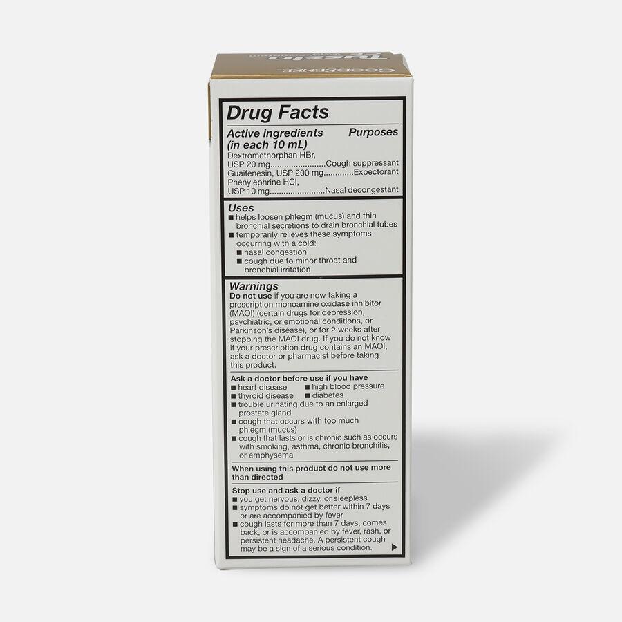 GoodSense® Tussin CF Multi Symptom Cold, 4 fl oz, , large image number 1