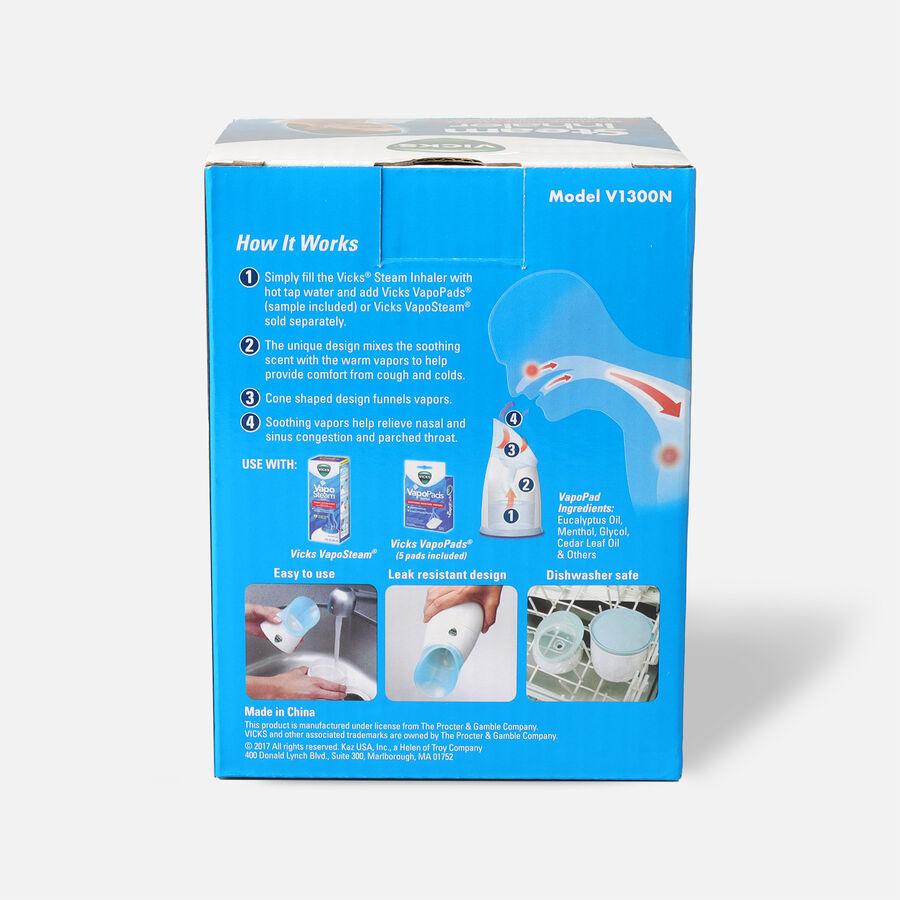 Vicks Portable Steam Inhaler - V1300, , large image number 2