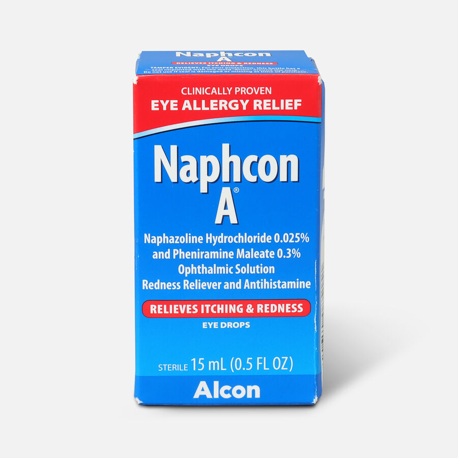 Naphcon-A Eye Allergy  Drops Pocket Pack, 15 mL, , large image number 0