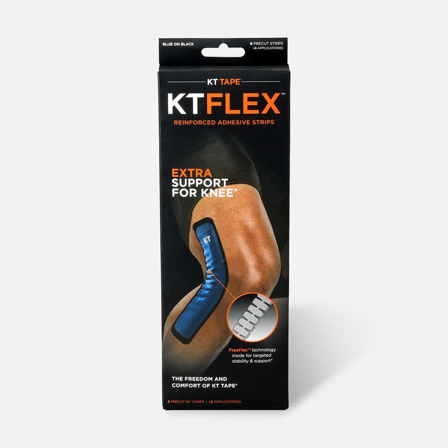 KT Tape Flex Blue/Black 8 ct, , large image number 0