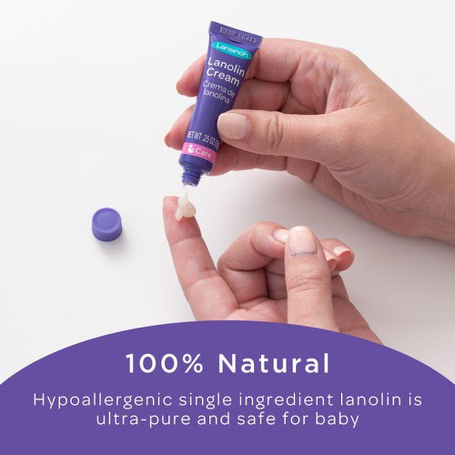 Lansinoh HPA Lanolin Nipple Cream, 7g Minis, , large image number 2