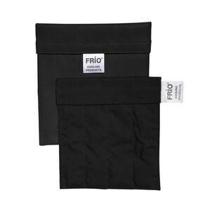 FRIO Small Wallet, Black