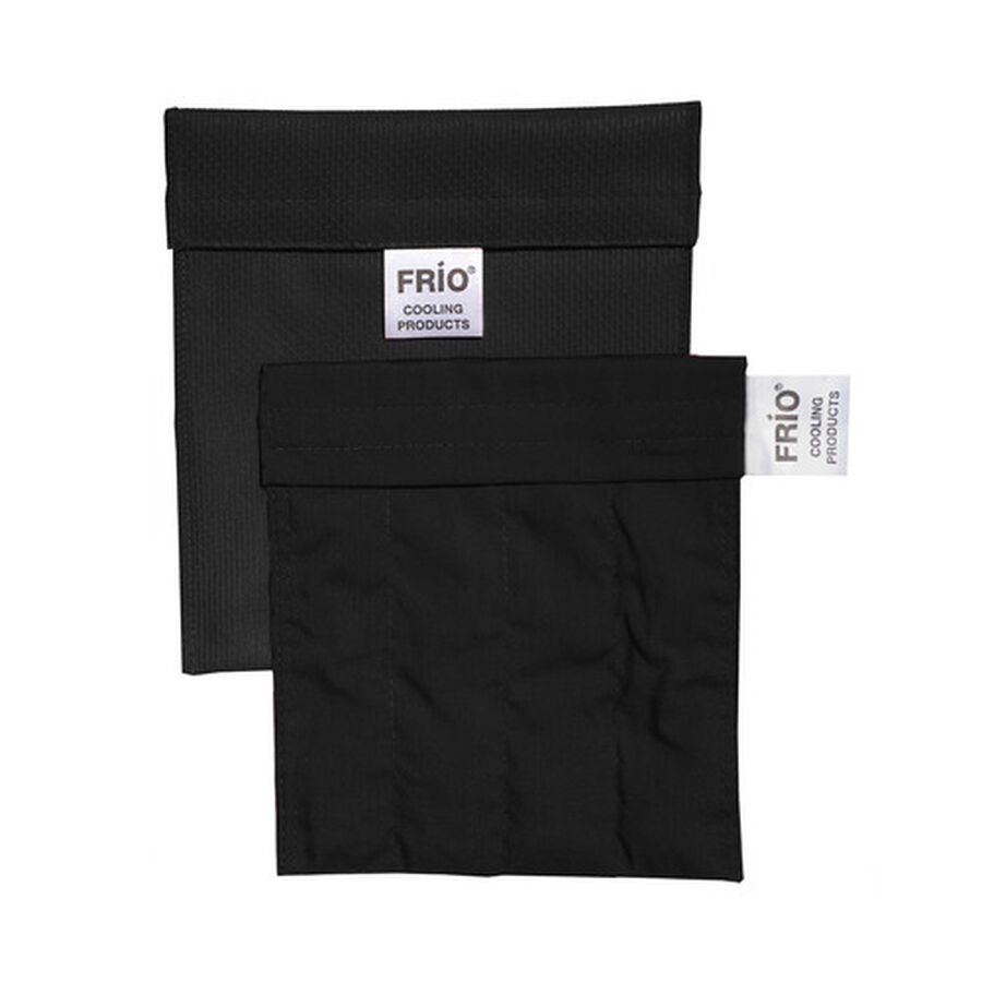FRIO Small Wallet, Black, , large image number 0