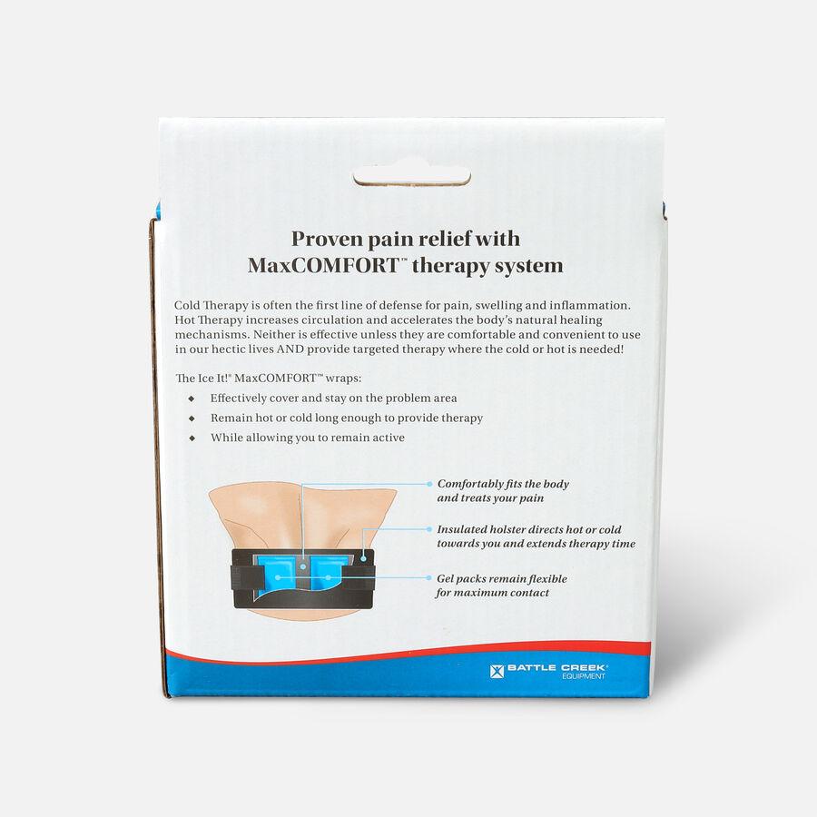 "Battle Creek Ice It! Deluxe Wrist Wrap System, Model 570, 4.2"" x 8.2"", 1 ea, , large image number 1"